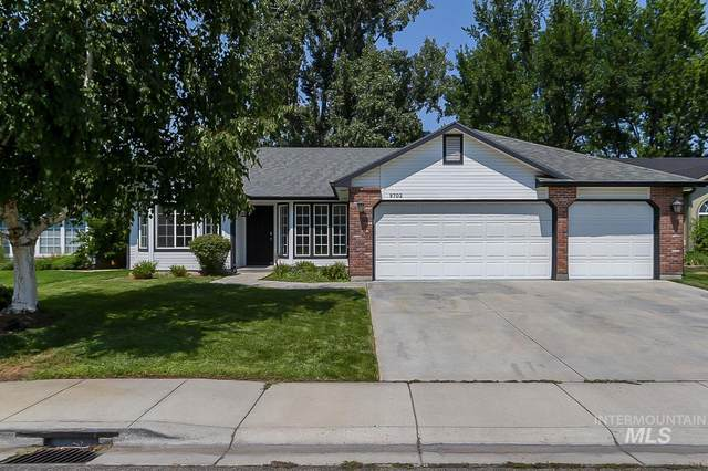 9702 W Milclay, Boise, ID 83704 (MLS #98813865) :: Minegar Gamble Premier Real Estate Services