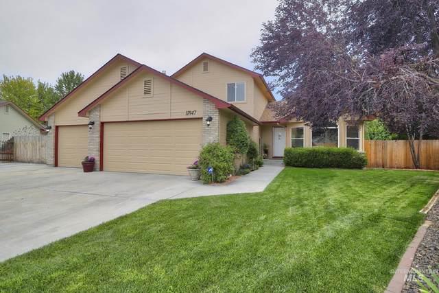11847 W Lewisburg, Boise, ID 83709 (MLS #98813867) :: Minegar Gamble Premier Real Estate Services