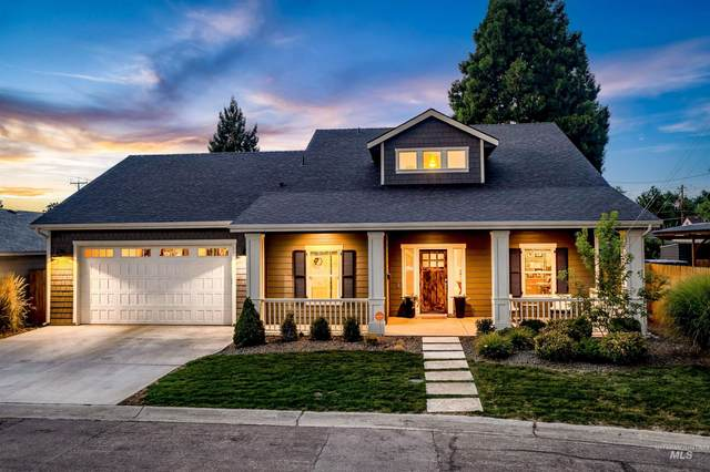 4106 W Glencoe Place, Boise, ID 83705 (MLS #98813868) :: Minegar Gamble Premier Real Estate Services