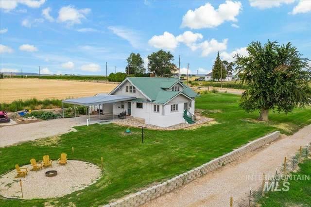 24832 Batt Corner Rd, Parma, ID 83660 (MLS #98813869) :: Minegar Gamble Premier Real Estate Services