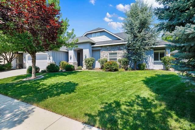 862 E Kaibab Trail Dr, Meridian, ID 83646 (MLS #98813870) :: Minegar Gamble Premier Real Estate Services