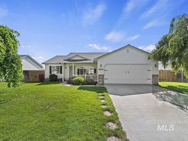 1806 S Camas St., Nampa, ID 83686 (MLS #98813878) :: Minegar Gamble Premier Real Estate Services