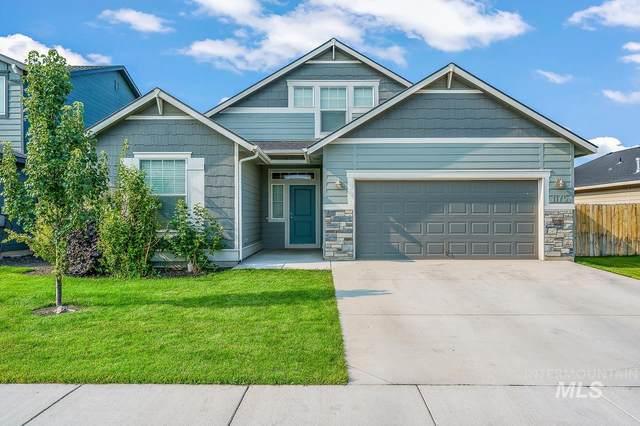 1175 W Crosswind Dr, Meridian, ID 83646 (MLS #98813900) :: Jon Gosche Real Estate, LLC