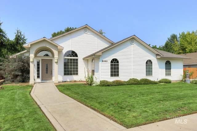2493 Pine Bar, Meridian, ID 83642 (MLS #98813902) :: Jon Gosche Real Estate, LLC