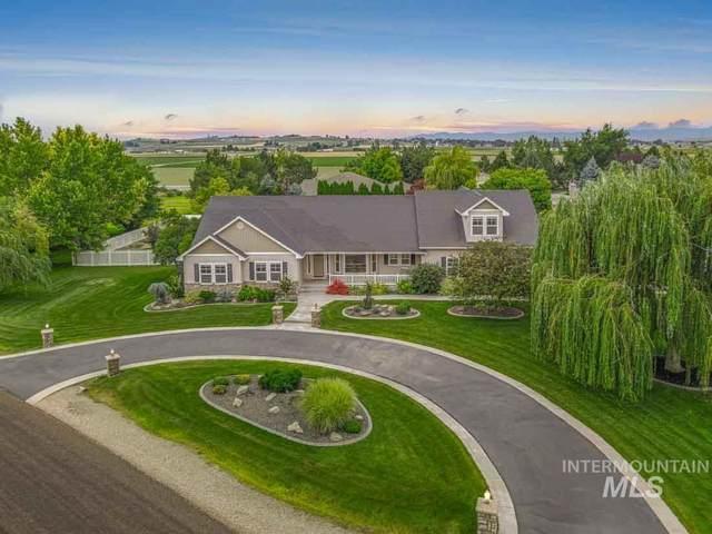 627 E Fujii Dr, Nampa, ID 83686 (MLS #98813908) :: Minegar Gamble Premier Real Estate Services