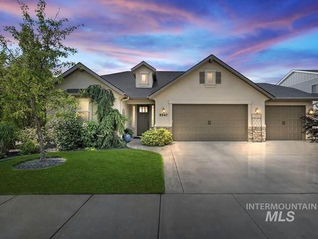 9547 W Wildbranch Dr, Star, ID 83669 (MLS #98813909) :: Jon Gosche Real Estate, LLC