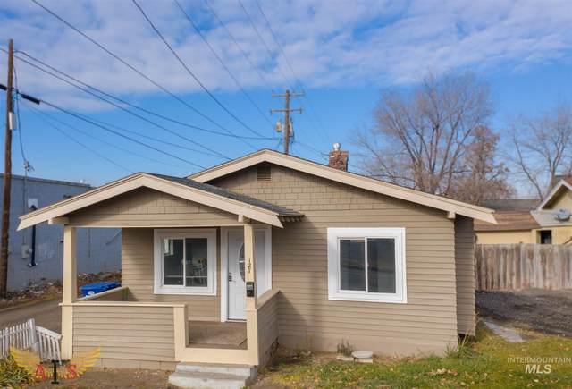 127 Liberty, Twin Falls, ID 83301 (MLS #98813913) :: Minegar Gamble Premier Real Estate Services