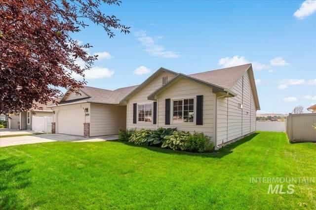 2454 NE 15th Ave, Payette, ID 83661 (MLS #98813918) :: Minegar Gamble Premier Real Estate Services