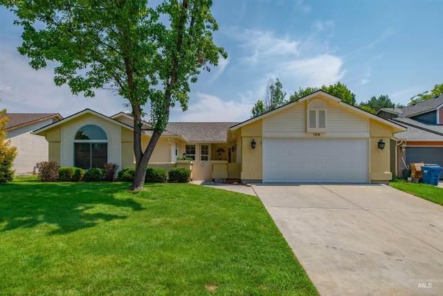 768 N Palmetto Drive, Eagle, ID 83616 (MLS #98813930) :: Jon Gosche Real Estate, LLC