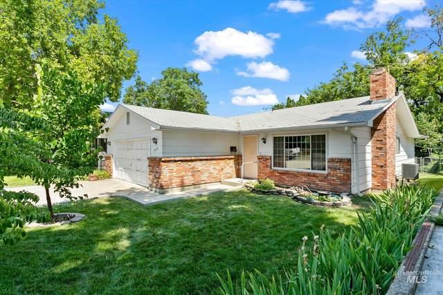 1809 Washington Ave, Caldwell, ID 83605 (MLS #98813935) :: Jon Gosche Real Estate, LLC