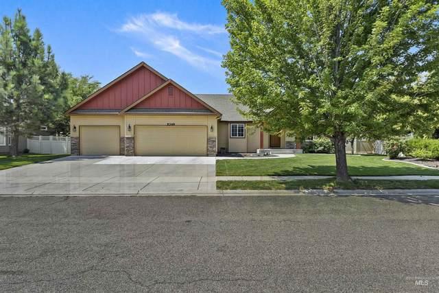 5349 N Beethoven Ave., Meridian, ID 83646 (MLS #98813936) :: Story Real Estate