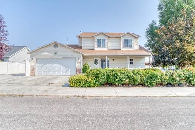 497 Hunter Ave, Twin Falls, ID 83301 (MLS #98813937) :: Scott Swan Real Estate Group