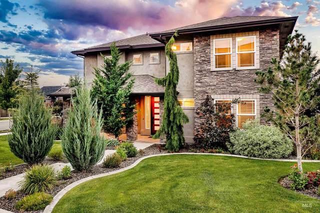 4533 E Timbersaw Dr, Boise, ID 83716 (MLS #98813941) :: Jon Gosche Real Estate, LLC