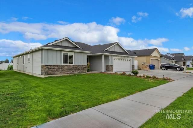 841 Gregory Way, Twin Falls, ID 83301 (MLS #98813944) :: Scott Swan Real Estate Group