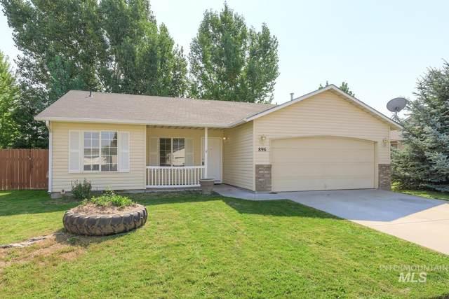 896 N. Windflower Ave., Kuna, ID 83634 (MLS #98813945) :: Jon Gosche Real Estate, LLC