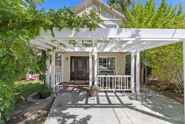2306 W Palouse St, Boise, ID 83705 (MLS #98813954) :: Jon Gosche Real Estate, LLC