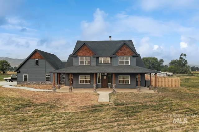 2345 S. Boise  Ave, Emmett, ID 83617 (MLS #98813956) :: Jon Gosche Real Estate, LLC
