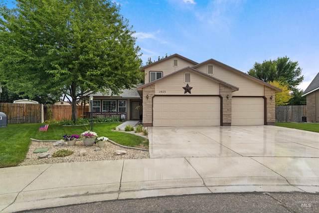 1923 E Meadowgrass St, Meridian, ID 83646 (MLS #98813957) :: Jon Gosche Real Estate, LLC