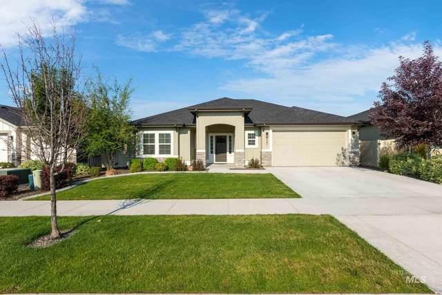 3291 S Saxony Ave, Eagle, ID 83616 (MLS #98813967) :: Jon Gosche Real Estate, LLC