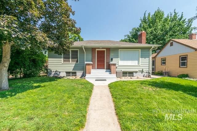 2112 N 19th St, Boise, ID 83702 (MLS #98813970) :: Jon Gosche Real Estate, LLC