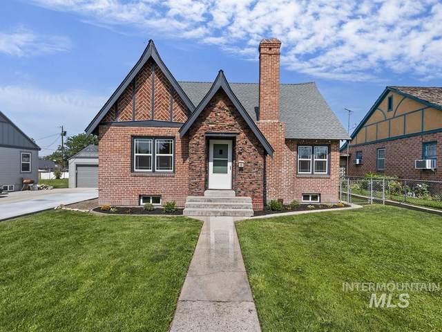 1019 Grant Street, Caldwell, ID 83605 (MLS #98813975) :: Jon Gosche Real Estate, LLC