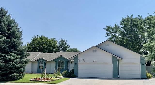 1205 Walnut Creek  Ct., Nampa, ID 83686 (MLS #98813982) :: Full Sail Real Estate