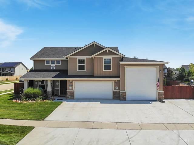1196 White Pine Dr., Middleton, ID 83687 (MLS #98813996) :: Jon Gosche Real Estate, LLC