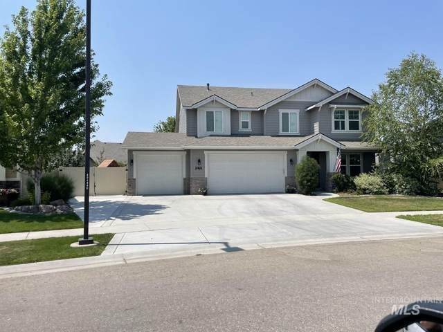 2421 E Mount Etna Drive, Meridian, ID 83642 (MLS #98814008) :: Jon Gosche Real Estate, LLC