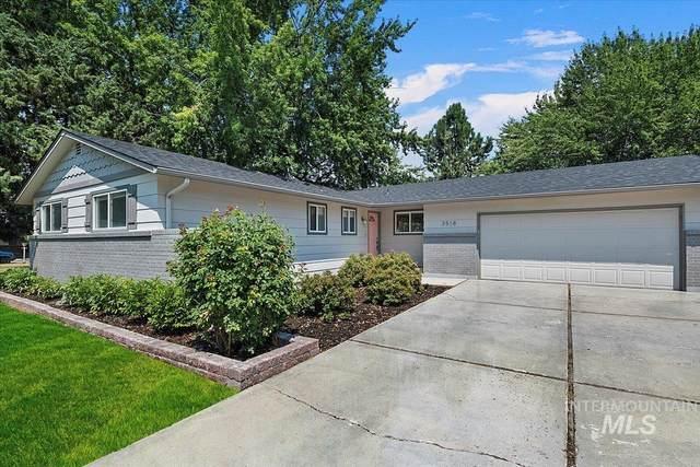 3518 S Centennial Way, Boise, ID 83706 (MLS #98814018) :: Jon Gosche Real Estate, LLC