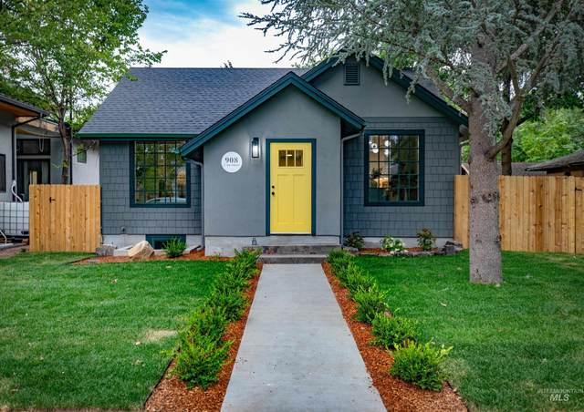 908 N 7TH ST, Boise, ID 83702 (MLS #98814023) :: Jon Gosche Real Estate, LLC