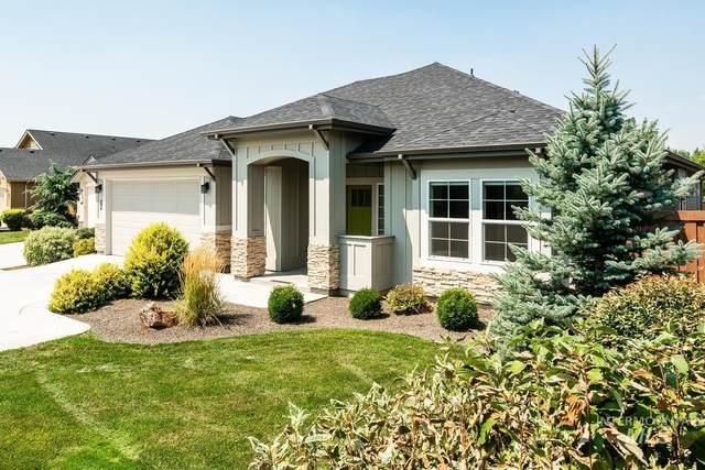 22 W Woodward Street, Meridian, ID 83646 (MLS #98814030) :: Jon Gosche Real Estate, LLC