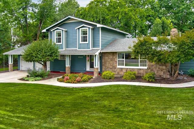 3565 Waldon Street, Boise, ID 83709 (MLS #98814162) :: Beasley Realty