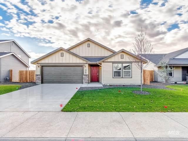 TBD W Broadstone, Nampa, ID 83651 (MLS #98814255) :: Idaho Life Real Estate