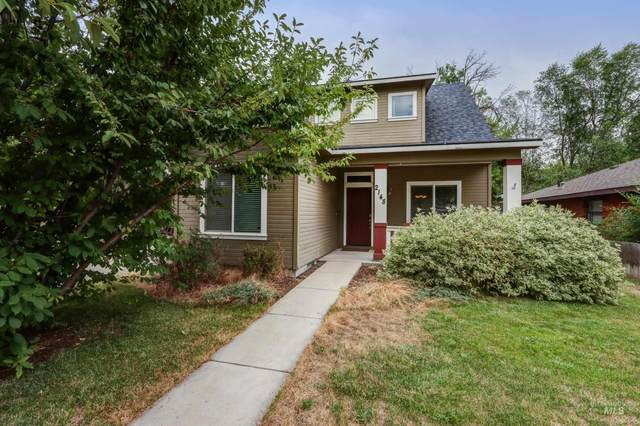 2148 Liberty, Boise, ID 83704 (MLS #98814291) :: Jeremy Orton Real Estate Group