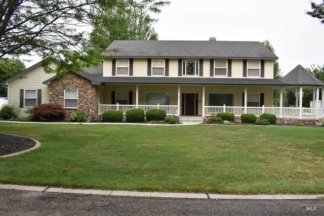 363 N Sierra View Way, Eagle, ID 83616 (MLS #98814356) :: Trailhead Realty Group