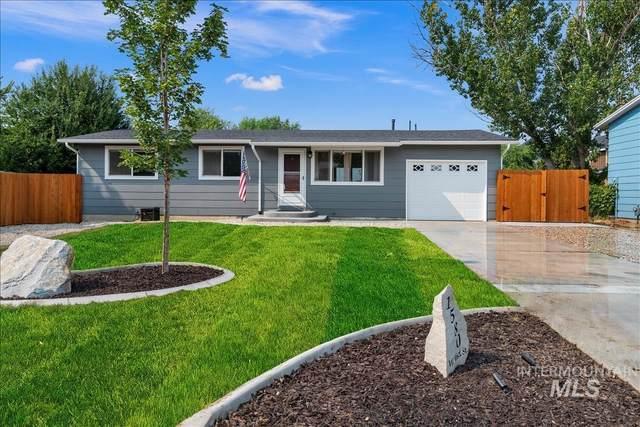 1580 W Hisel St, Boise, ID 83705 (MLS #98814366) :: New View Team