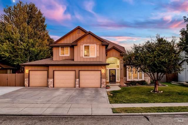 13543 W Engelmann Dr, Boise, ID 83713 (MLS #98814372) :: Scott Swan Real Estate Group