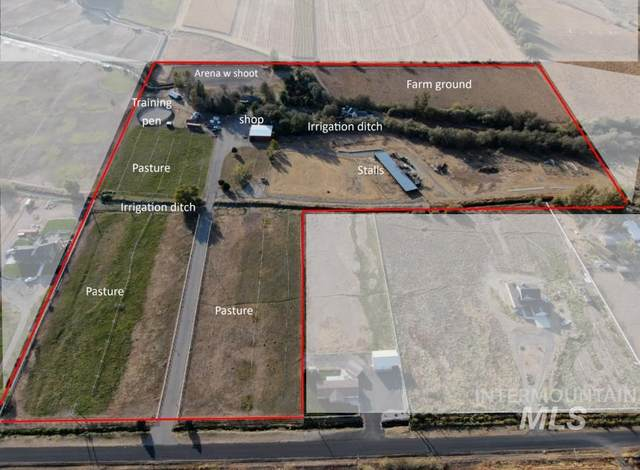2795 S 900 E, Hagerman, ID 83332 (MLS #98814399) :: Epic Realty
