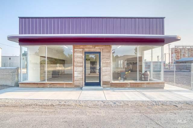 451 E Main St, Hazelton, ID 83335 (MLS #98814423) :: Idaho Life Real Estate