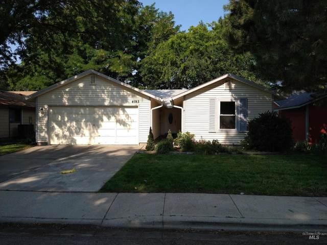 4193 N Esten, Boise, ID 83703 (MLS #98814425) :: Trailhead Realty Group