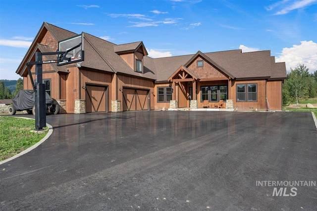 25 Arnica Court, Mccall, ID 83638 (MLS #98814468) :: Boise Home Pros
