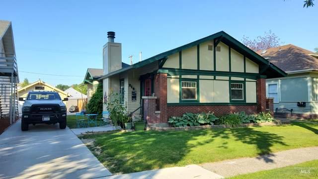 219 N 7th Avenue, Twin Falls, ID 83301 (MLS #98814526) :: Scott Swan Real Estate Group