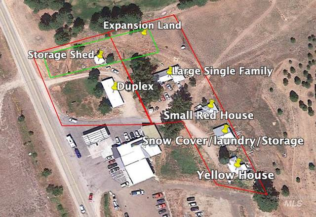 1082 Banks Lowman Rd. 16 Lawyer Ln., , Garden Valley, ID 83622 (MLS #98814535) :: Idaho Life Real Estate