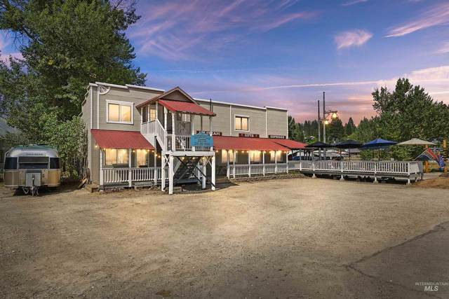101 Montgomery, Idaho City, ID 86631 (MLS #98814565) :: Build Idaho