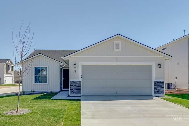 6463 S Faithful Ave, Meridian, ID 83642 (MLS #98814679) :: Build Idaho