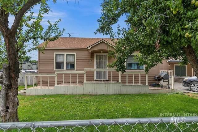 223 E Florida Ave, Nampa, ID 83686 (MLS #98814731) :: Navigate Real Estate