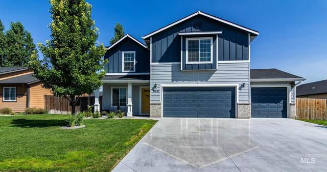 12670 Brownstone  Street, Nampa, ID 83651 (MLS #98814757) :: First Service Group
