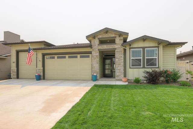 3677 W. Balducci St., Meridian, ID 83646 (MLS #98814768) :: Build Idaho