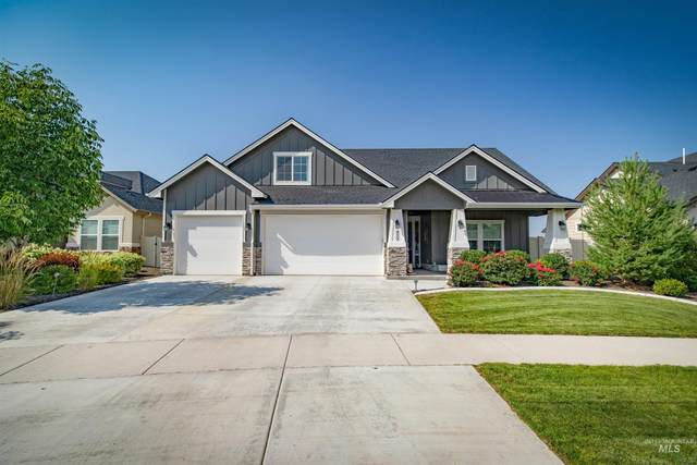 450 E Radiant Ridge Street, Meridian, ID 83642 (MLS #98814795) :: Juniper Realty Group