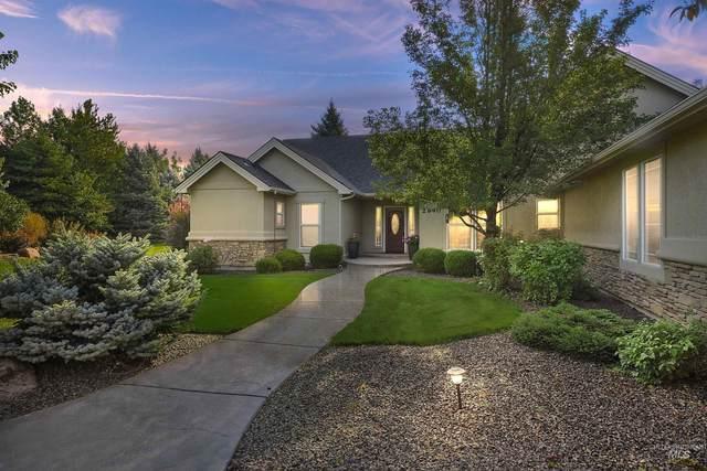 2840 N Tanglerose Place, Eagle, ID 83616 (MLS #98814829) :: Bafundi Real Estate